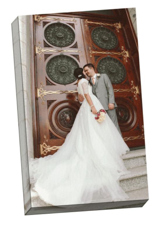 Canvas Wedding Gallery Wrap